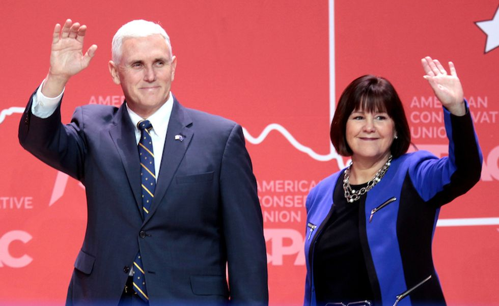 Mike Pence Refuses To Dine With Women Other Than His Wife, And That's A Huge Problem