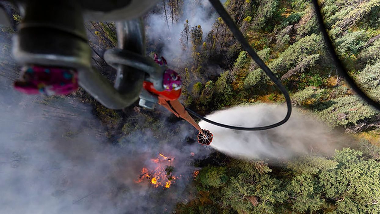 550,000 Acres on Fire in Alaska in Latest Sign of the Climate Crisis