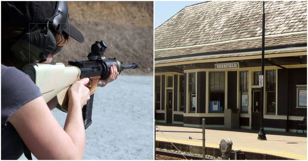 Deerfield, Illinois, Approves A Ban On The Manufacture, Sale, And Possession Of Assault Weapons