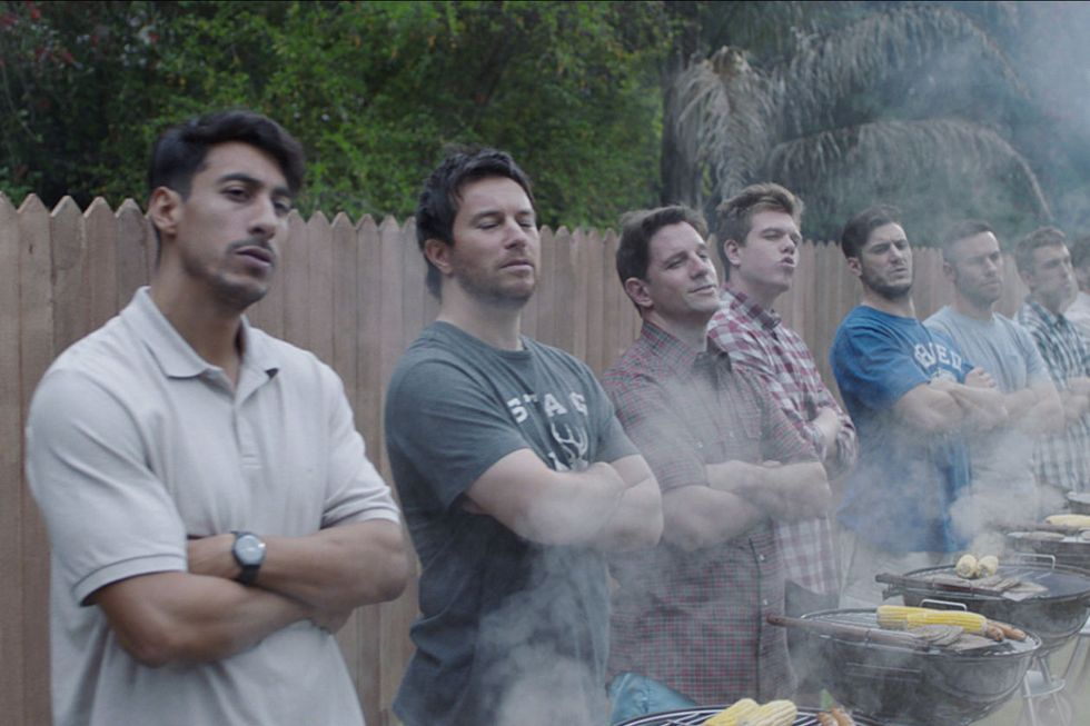"Gillette's inspiring new toxic masculinity ad asks: ""Is this the best a man can get?"""