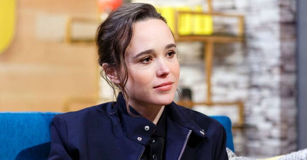 A fed up Ellen Page savaged Mike Pence's anti-LGBT bigotry saying he 'needs to f---ing stop!'