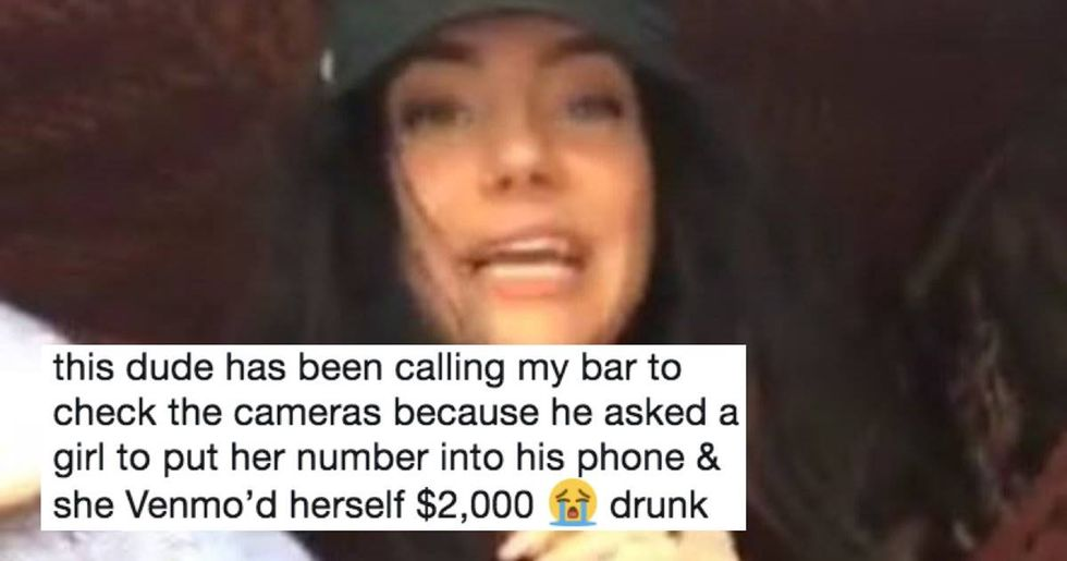 A drunk woman stole $2000 from a guy at a bar. Now it's a lesson on rape culture.
