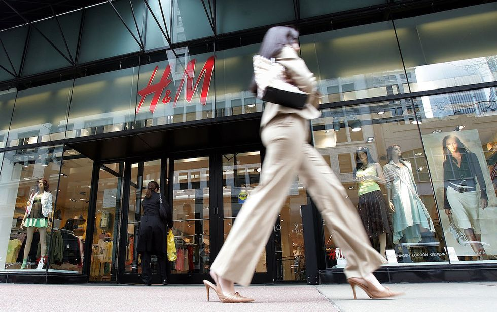 Everyone is applauding one woman's Facebook rant about H&M's ridiculous sizes.