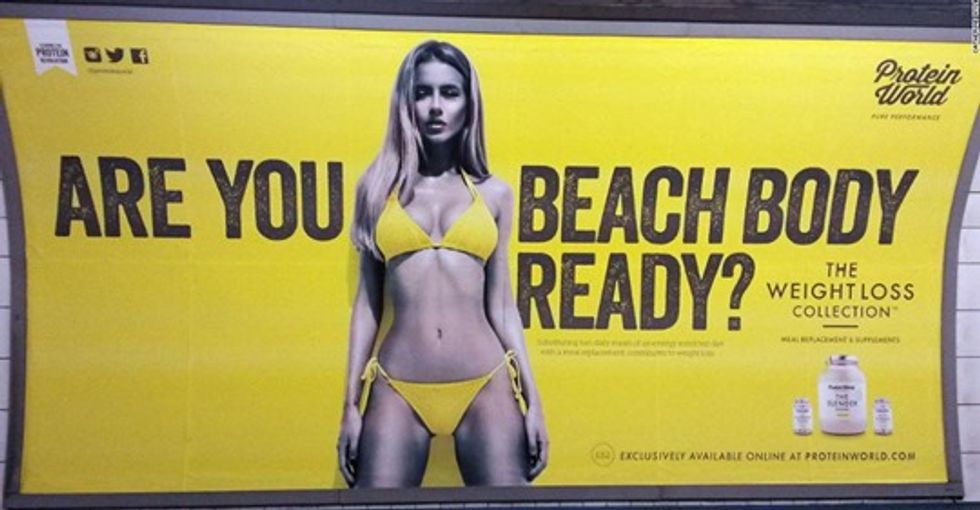 The UK just banned sexist ads. It could change the way an entire generation of girls learns to see themselves.