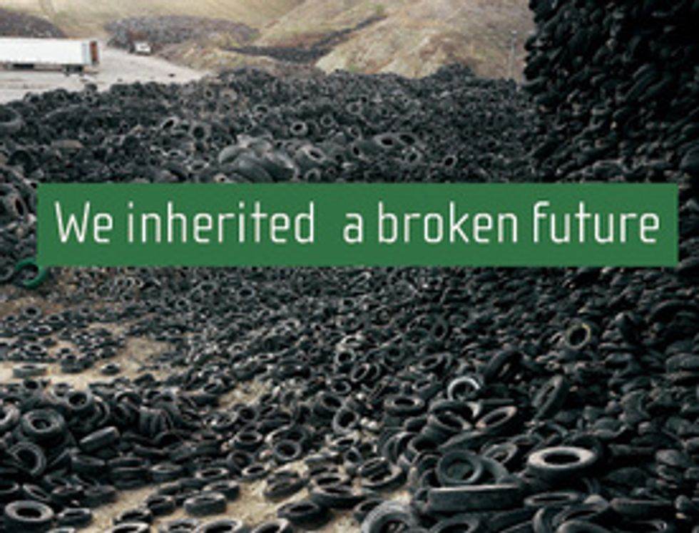We Inherited A Broken Future...