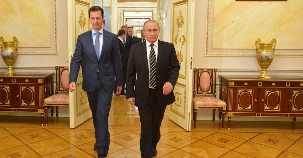 Making Sense of Syria