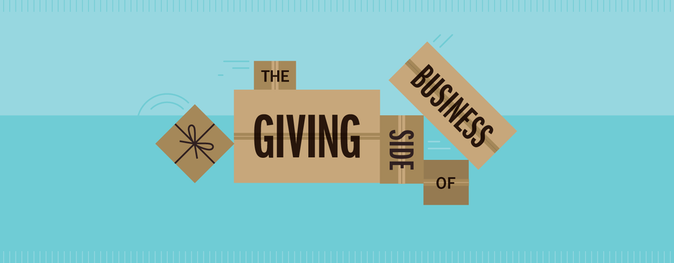 Announcing the Giving Side of Business Maker Challenge