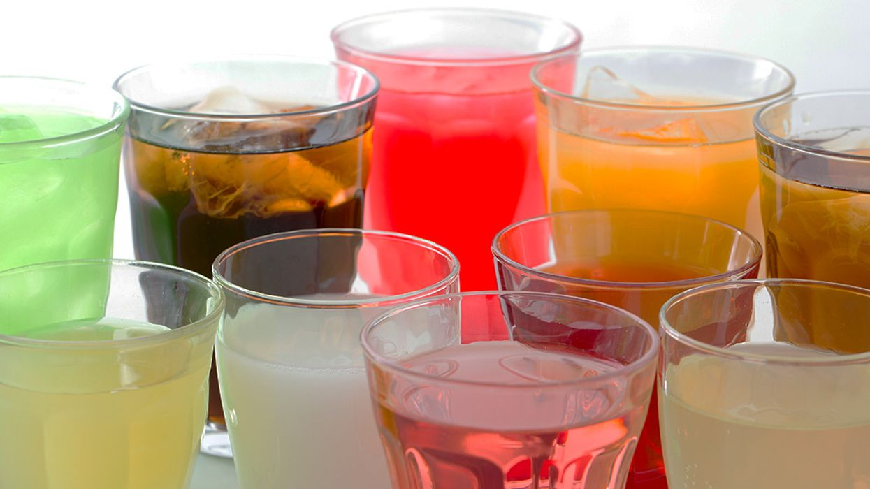 Small Daily Servings of Juice or Other Sugary Drinks Linked With Higher Cancer Risk