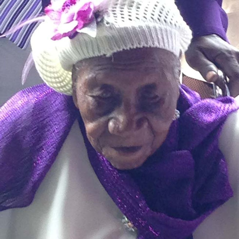 World's Oldest Person Credits Her Longevity To A Very Interesting Food Choice