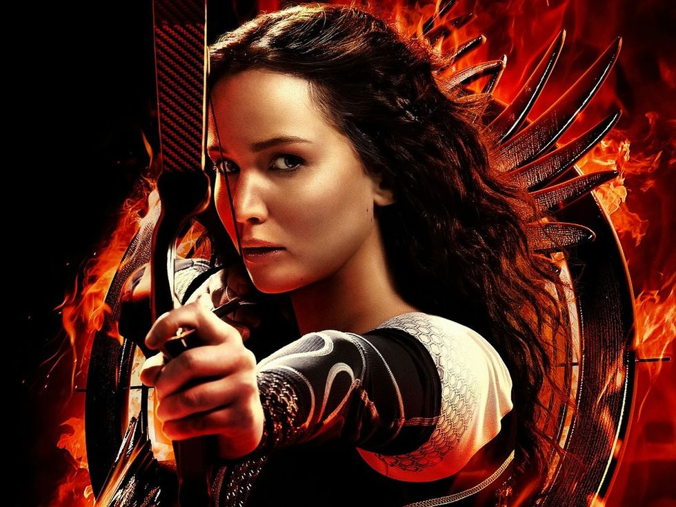 Games Theory: 6 Views of a Mockingjay