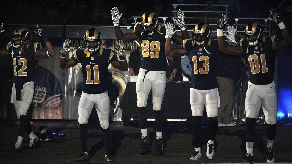 """Forget the Cowboys, the St. Louis Rams Are Now""""America's Team"""""""