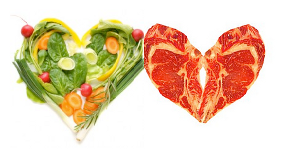 Dating and Diet: Can a Meat Eater and a Vegan Be Happy Together? - GOOD