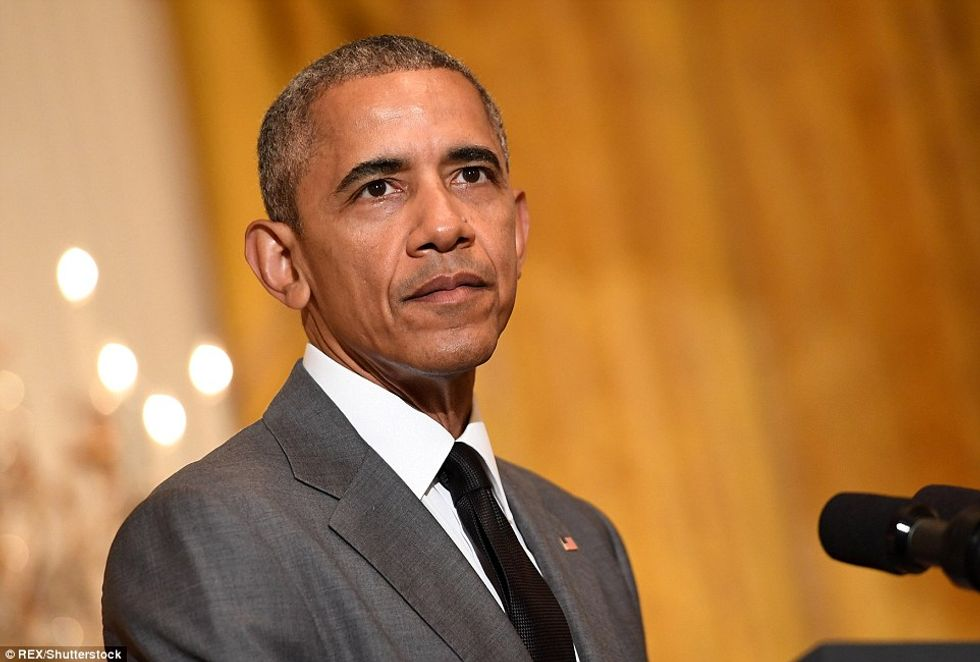 3 Major Takeaways From Barack Obama's First Public Address