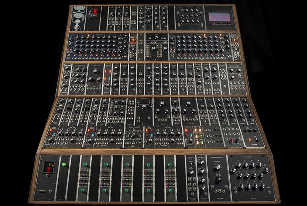 I'd Give Both My Eyeteeth For One of These Moog Synthesizer Reproductions