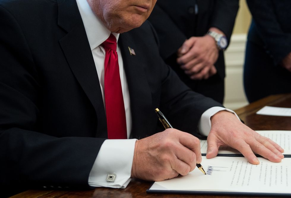 The Absurdity Of Trump's '2-For-1' Deregulation Order, Explained