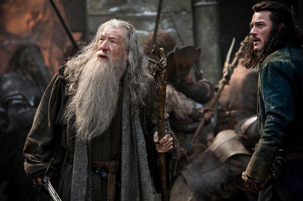 A Fan Recut The Hobbit Into a Single Movie