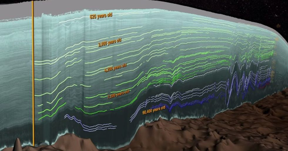 What Can This Insane 3D Map of Greenland Teach Us About Climate Change?