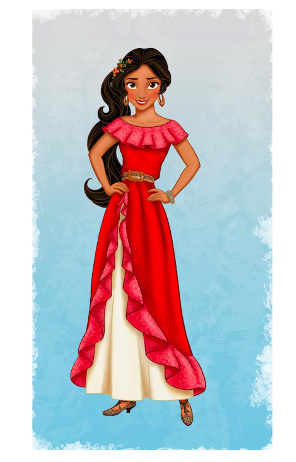 Disney Announces Its First Latina Princess