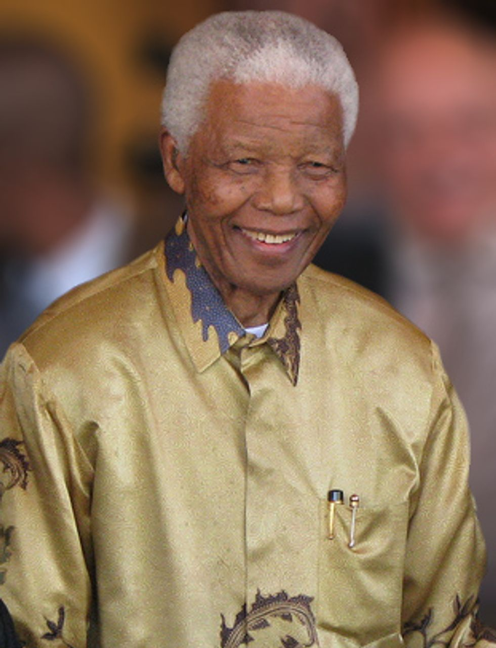 25 Years Ago Nelson Mandela Walked Into Freedom