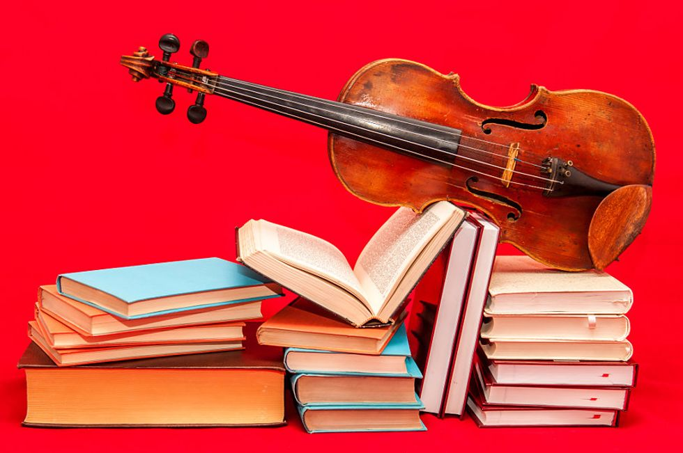 Music Makes You a Better Reader, Says Neuroscience