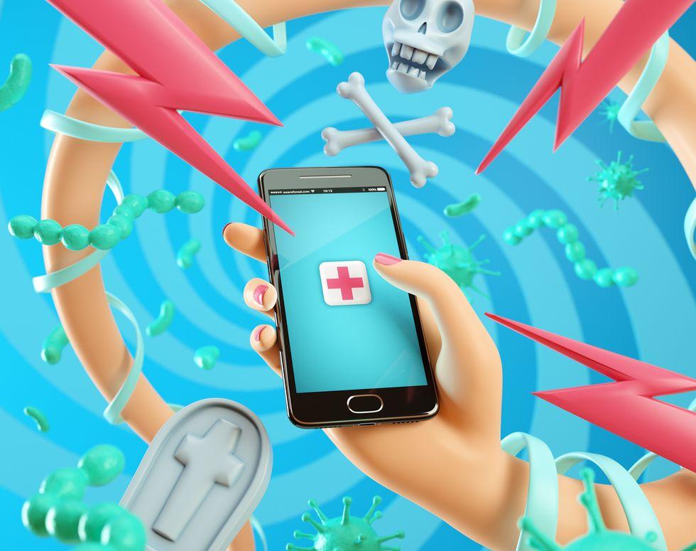The Cure For Cyberchondria