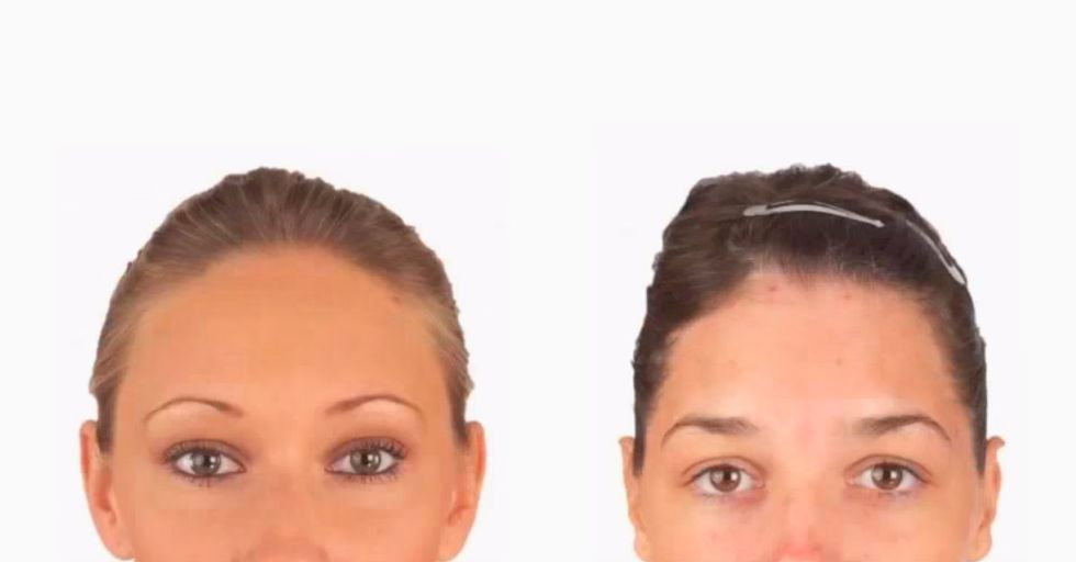 This Brain-Hacking Experiment Instantly Turns Pretty People Into Mutants