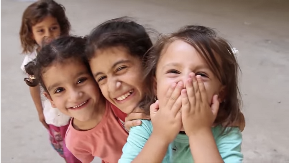 A Reporter Turned His War Footage Into A Powerful Message Of Love About Refugees