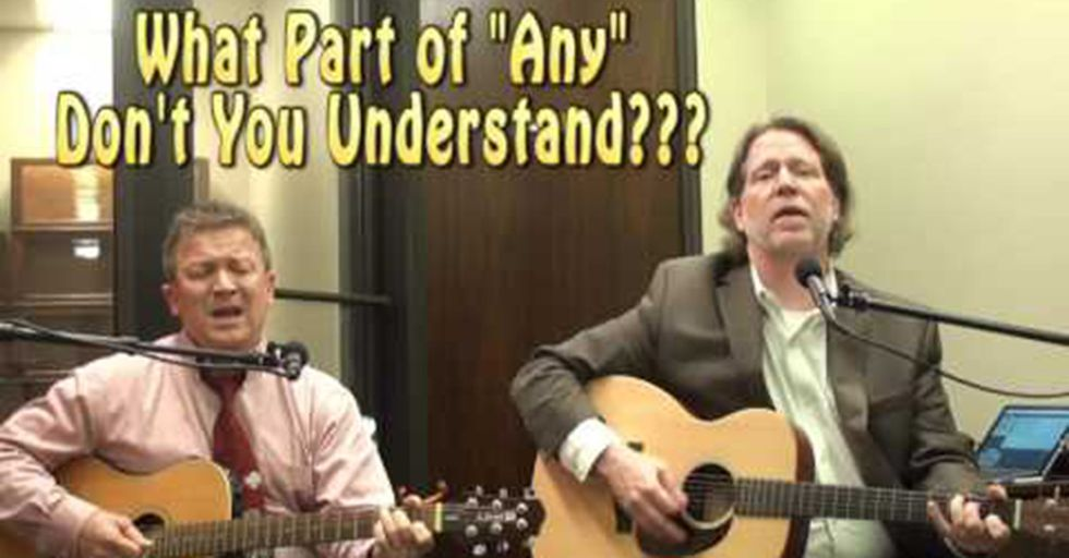 These Creative Law Partners Drum Up Business By Singing Legal Advice On YouTube