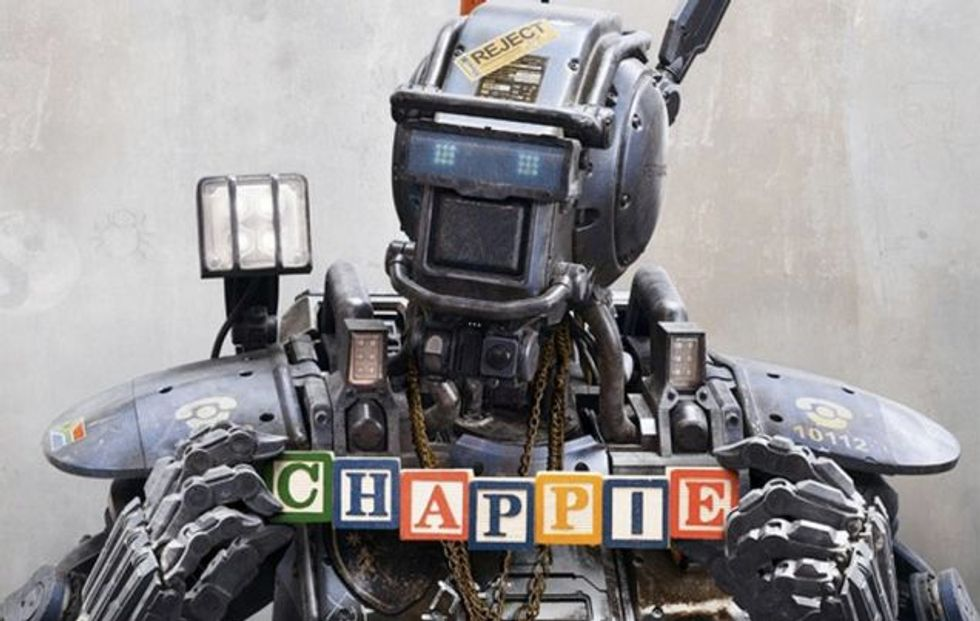 Chappie's Bleak Future