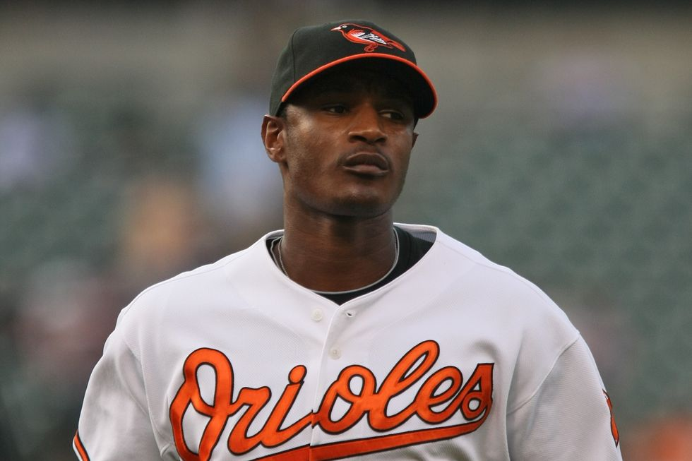 Boston Red Sox Fans Shout Racial Slurs At Orioles' Adam Jones
