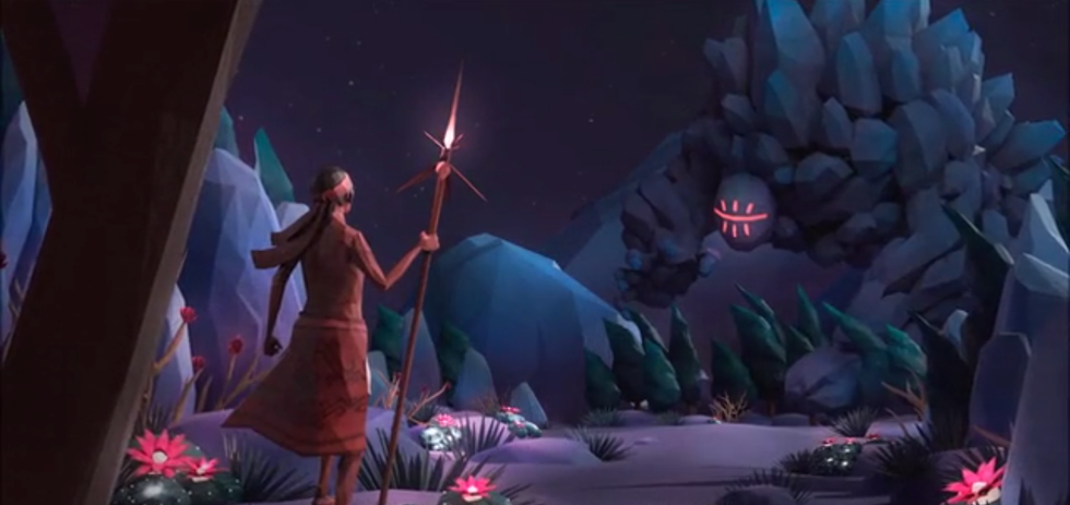 Preserving Mexico's Tarahumara Tribal Culture Through Video Games