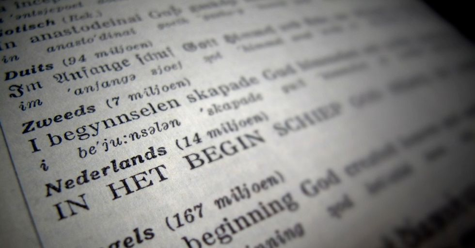 The Swedish Dictionary Adds a Gender-Neutral Pronoun to its Glossary