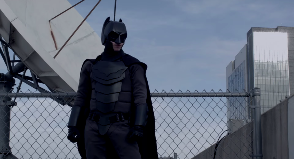Fists, Knives, And Clubs Are No Match For This Real-Life Batsuit