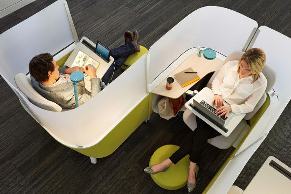 A Case for the Workplace Cocoon