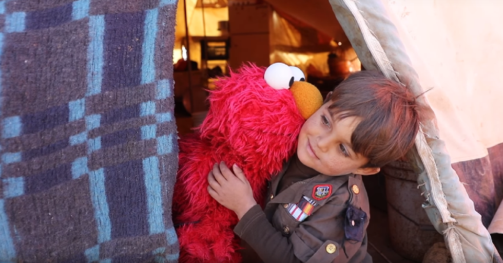 Sesame Street Is Getting Very Serious About Its Approach To Addressing Refugee Issues On The Program