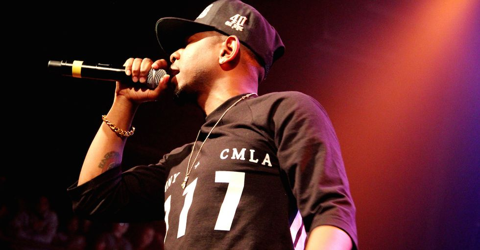 """Kendrick Lamar Teams Up With Health Food Company for """"Beets Don't Kale My Vibe"""""""
