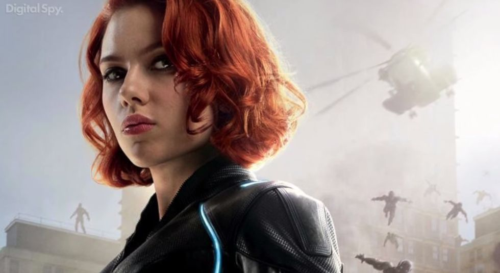 Avengers: Age of Ultron'sMark Ruffalo Calls Out Marvel's Sexism and Demands More Black Widow Toys