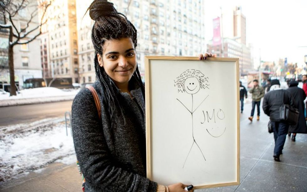 Here's What Happens When You Ask People On the Street to Draw Muhammad