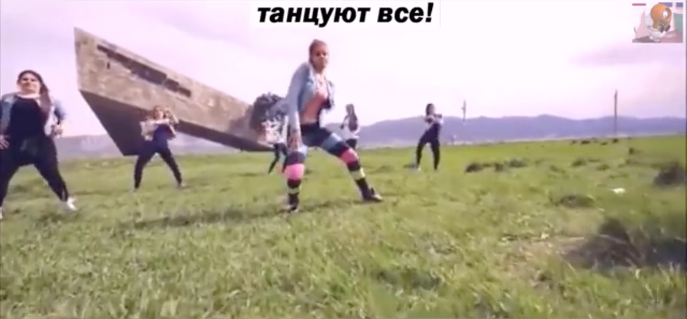 If You Twerk in Russia, They Will Probably Throw You in Jail