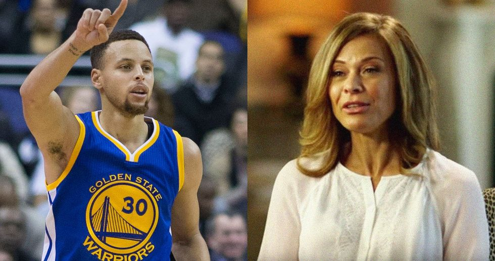 10 Sports Stars Whose Moms Were Great Athletes Too