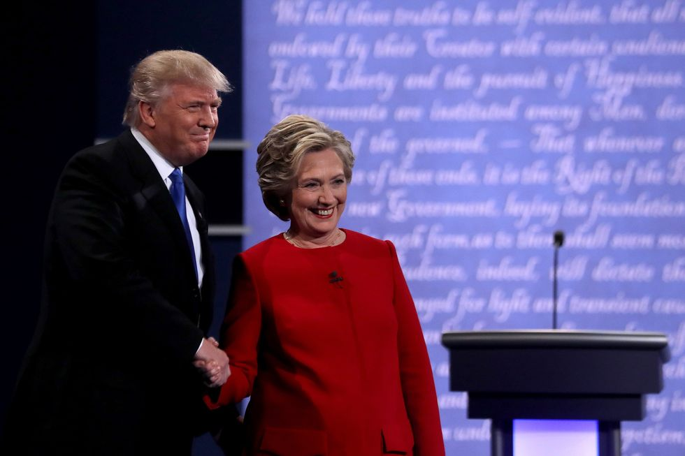 The First Clinton-Trump Debate Can Be Summed Up In These 4 Quotes