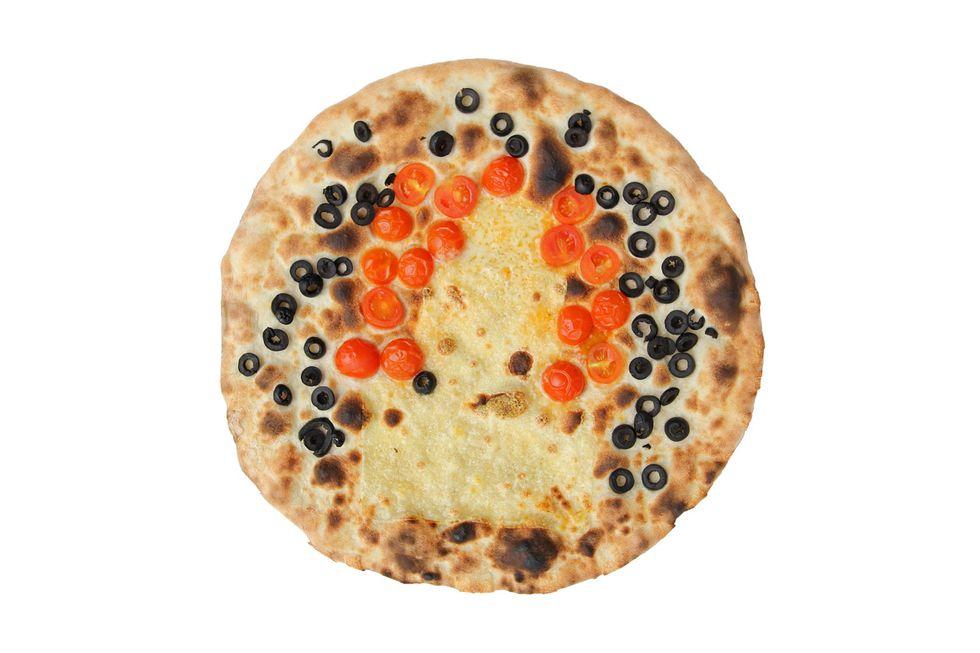 Pizza Pavilion Installation in Rome Makes Fine Art Extra Tasty