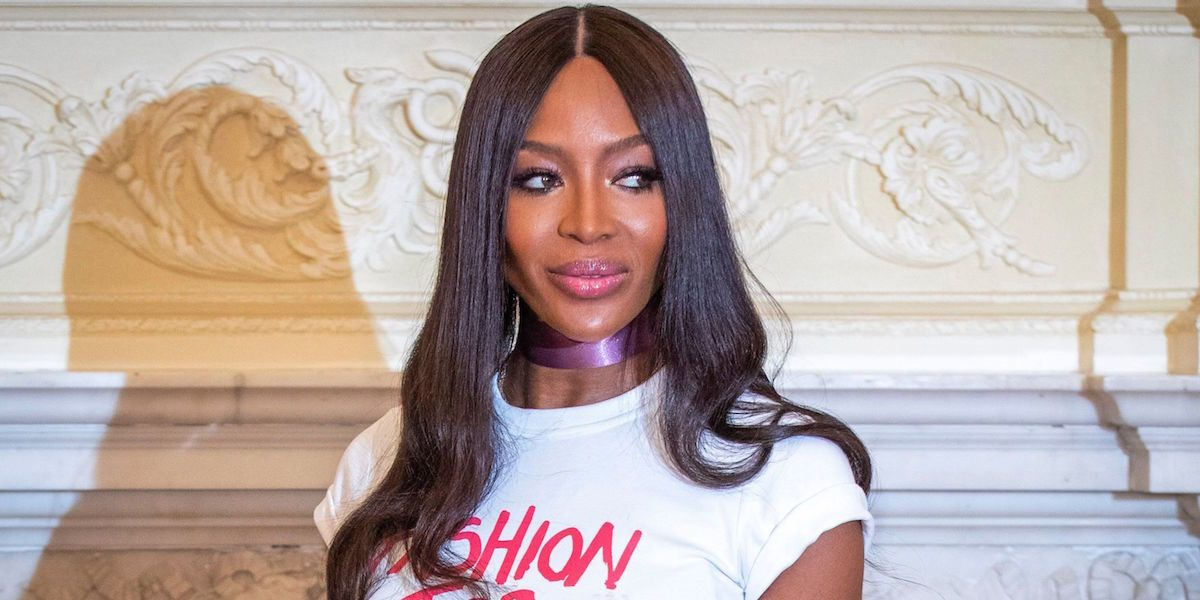 Naomi Campbell Shares Her Airport Routine, And It's A Lot