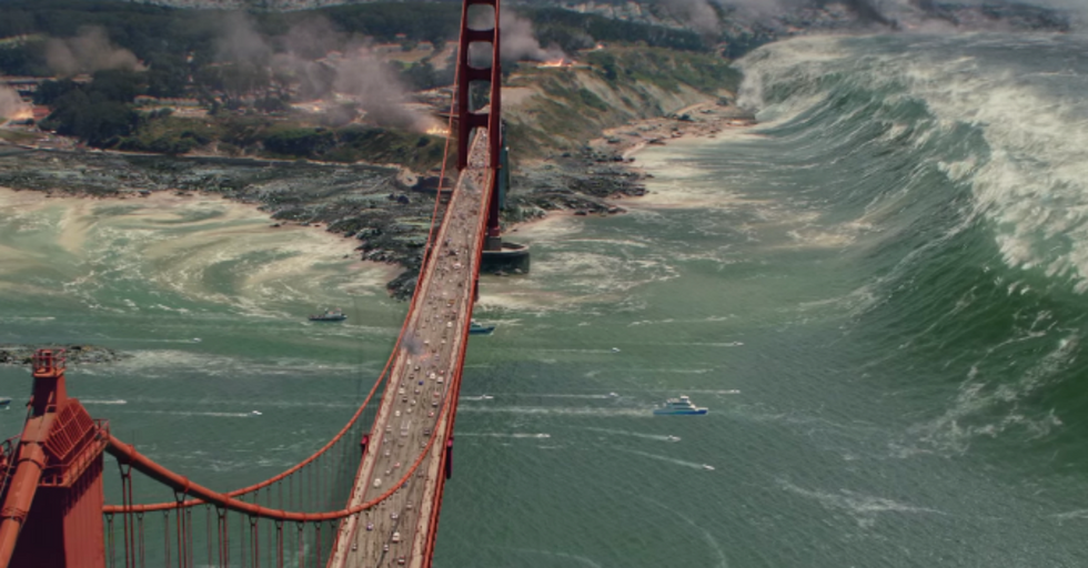 Disaster FilmSan Andreas Gets Reviewed by an ActualSeismologist