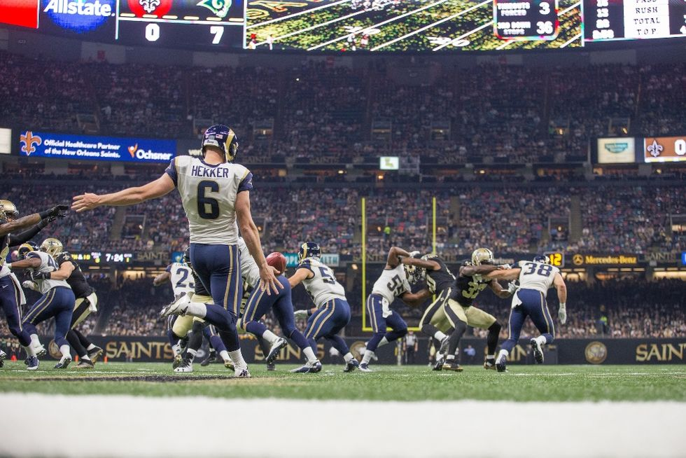 Johnny Hekker: Sports Can Be A Force For Change