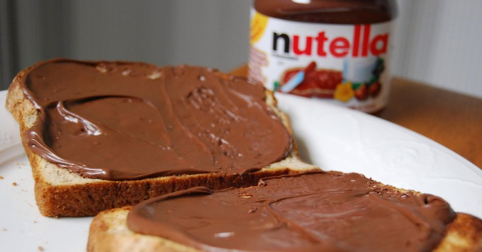 Would You Give up Nutella to Save Our Planet's Forests?