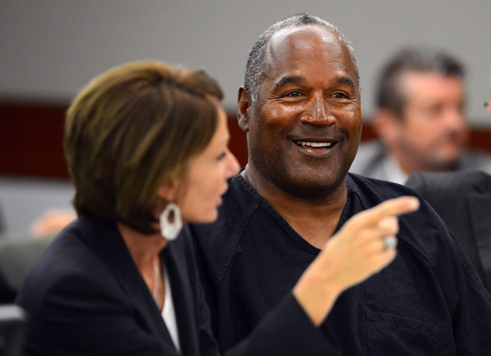 How O.J. Simpson Will Profit From His Parole
