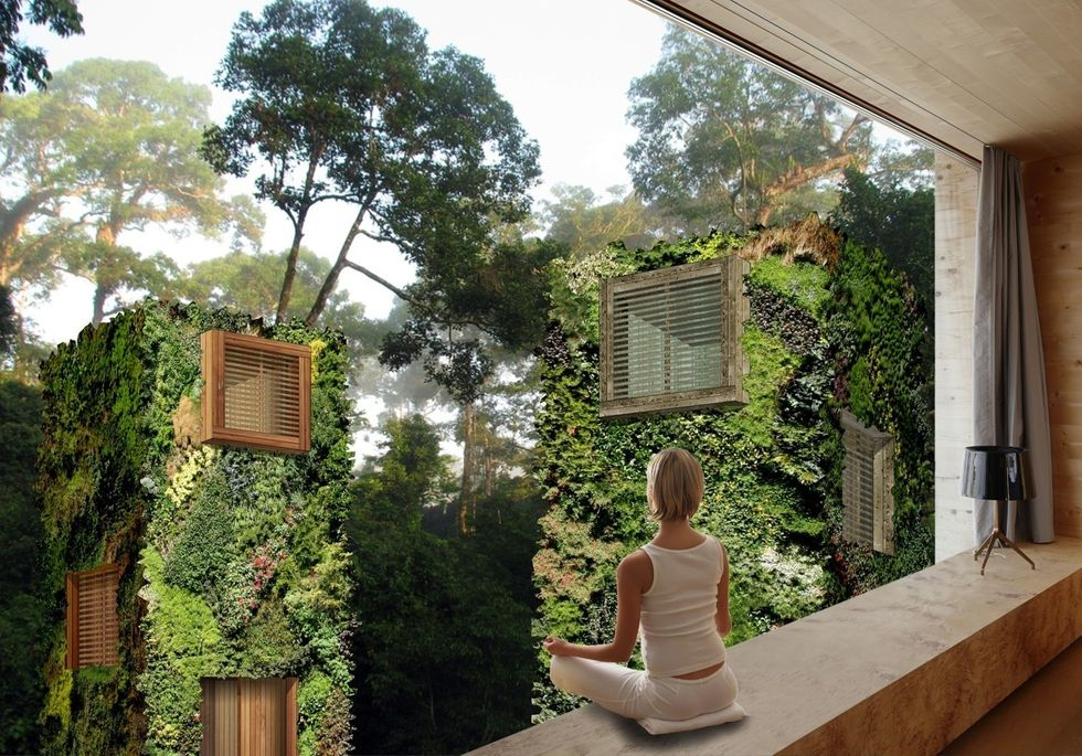 Could This Be What the World'sFirst Truly Green City Looks Like?