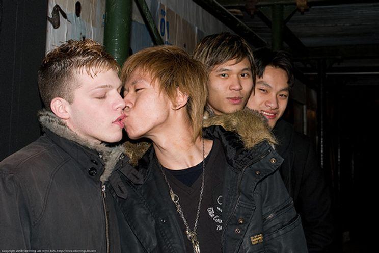 Ideas gay proposal men for LovePanky