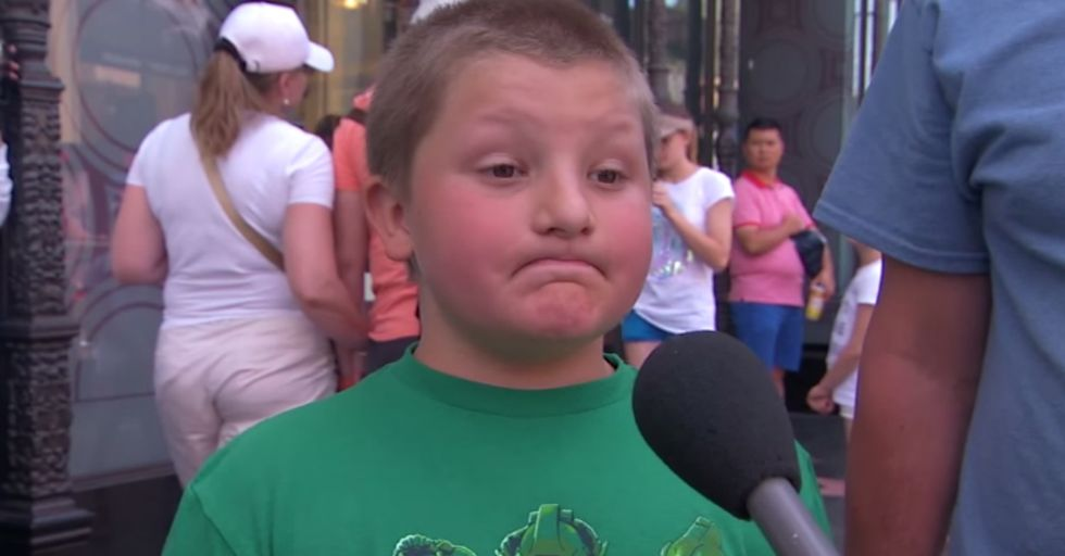 Kids Give the Best Explanations for Gay Marriage